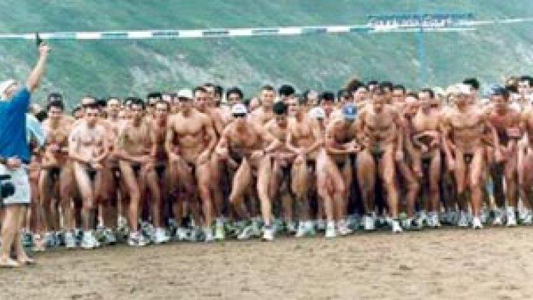Concurso Naken sjekken på Tv 3 Cheque desnudo  Info Nudismo