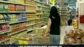 Los supermercados chinos no se sumarán a los festejos.