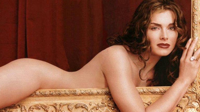 Las fotos de Brooke Shields desnuda a los 10 años para