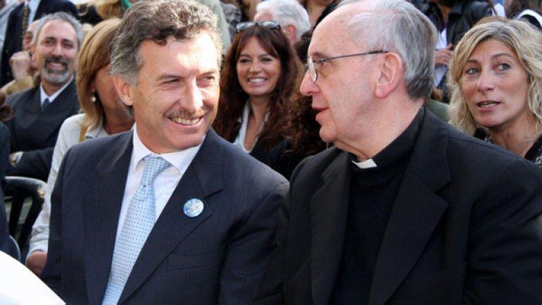 Por esto el Papa no quiere a Macri