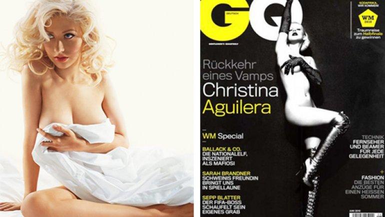 Christina Aguilera desnuda - Fotos y -