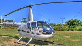 Los helicópteros que incorporará Uruguay son los utilizados por la policía de Los Ángeles