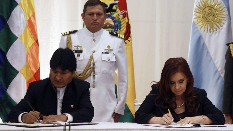 Bolivia podrá exportar electricidad a la Argentina antes de fin de año