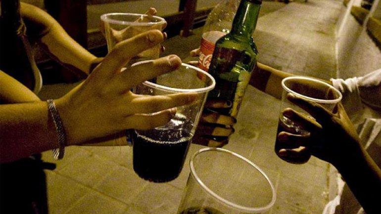 Para alcohólico abstinentnogo del síndrome no es característico