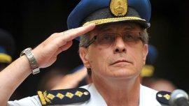 El jefe de la Policía Federal, el comisario general Román Di Santo, renunció a su cargo