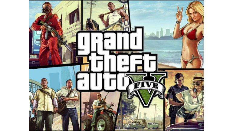 Grand Theft Auto V lo logró: es récord absoluto en ventas