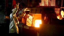 La producción de acero y laminados no planos está afectada por el exceso de oferta mundial