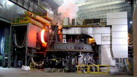 Las acerías trabajan a media máquina por caída de las exportaciones y débil mercado interno