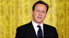 David Cameron llamó a Mauricio Macri para felicitarlo