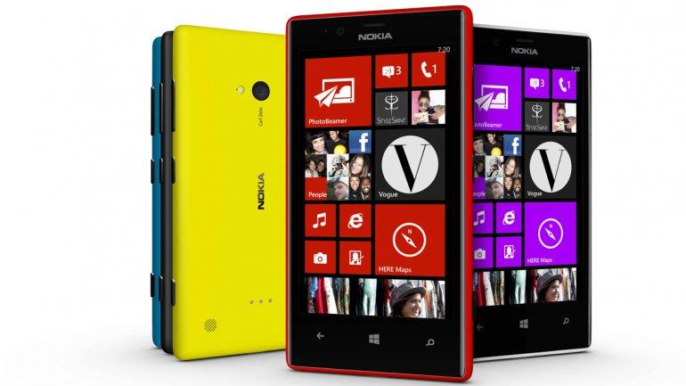 Nokia trae su Lumia 720 a la Argentina.