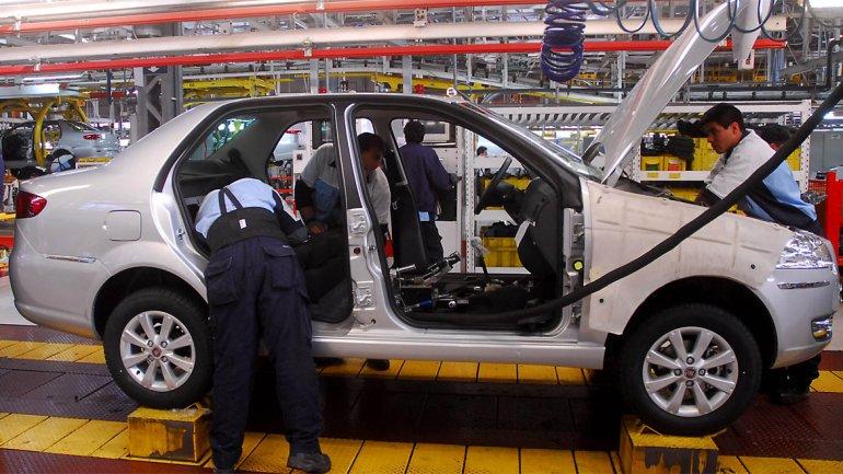En enero, la producción automotriz atravesó su peor enero desde 2007-