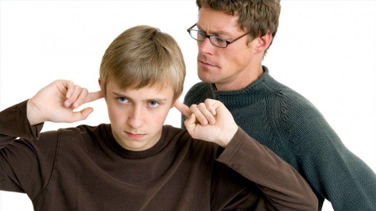 Efectos de ser un padre adolescente