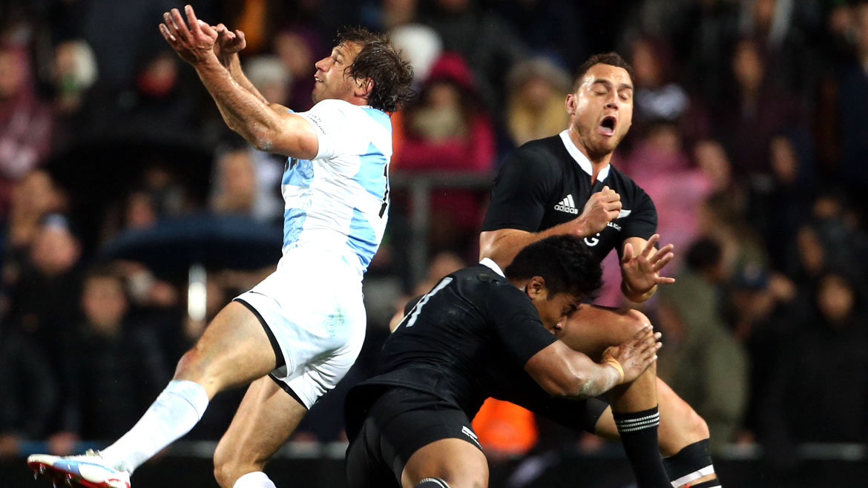 Los All Blacks supieron golpear en los momentos justos y capitalizar cada error del equipo de Phelan