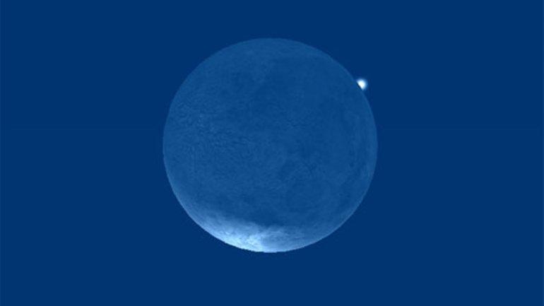 La luna ocultara a venus por una hora taringa for Proxima luna creciente