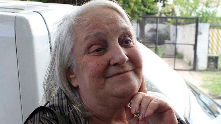 La hermana del Papa tuvo un pico de glucosa y está internada en una clínica de Morón