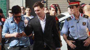 Messi será juzgado en España por presunta evasión impositiva