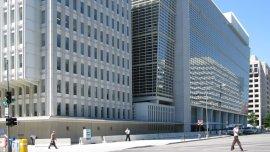 La sede del CIADI, un tribunal de arbitraje del Banco Mundial