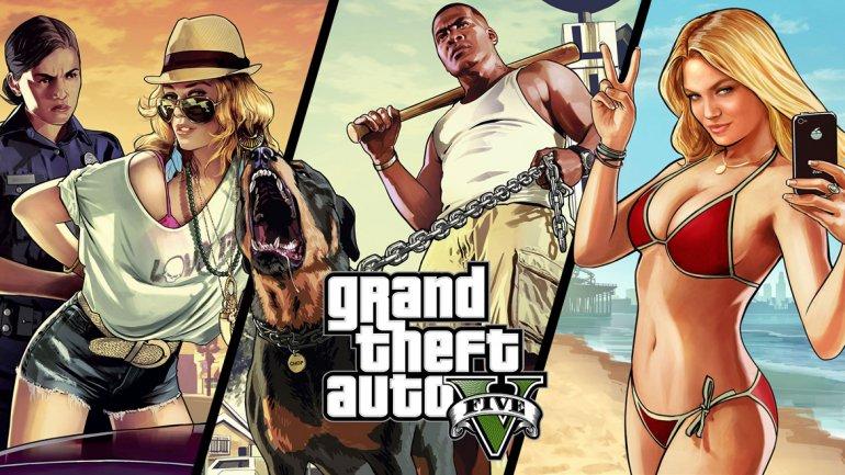 GTA V para PC fue atrasado hasta 2014 por la piratería