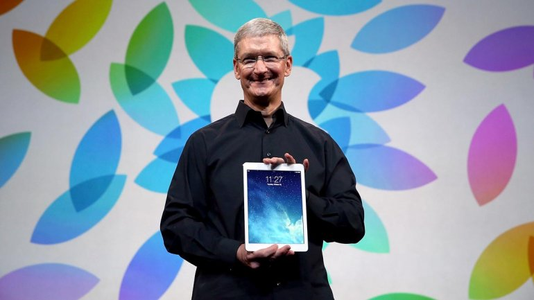 Debuta el iPad Air