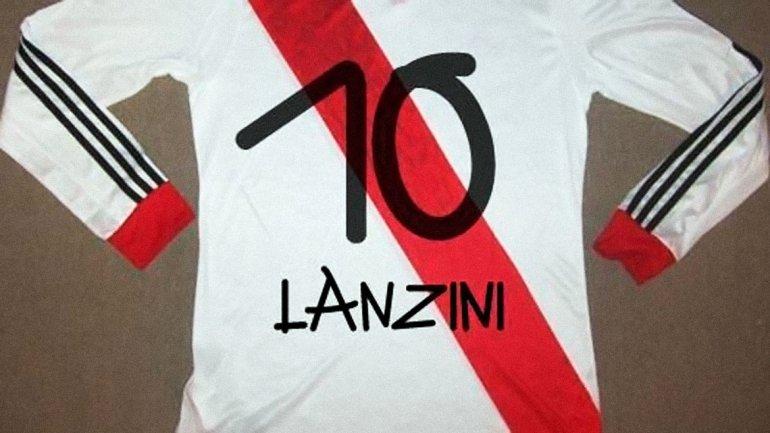 River estrenará un nuevo diseño de camiseta ante Lanús 0010315618