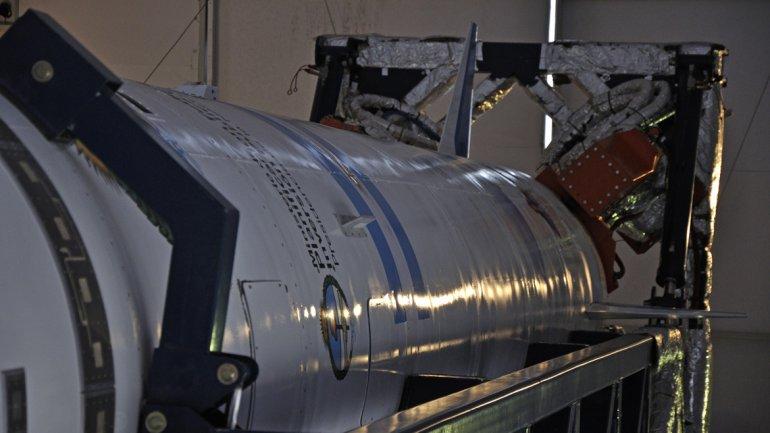 Lanzaron cohete del proyecto Tronador II , pero exploto