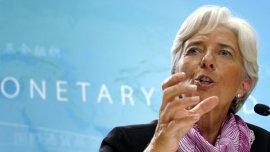 Christine Lagarde,directora del FMI