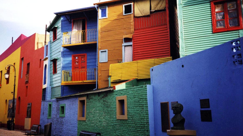 Los 10 barrios m s coloridos del mundo taringa - Maison de l argentine ...