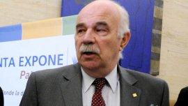 Carlos Casamiquela, ministro de Agricultura de la Nación