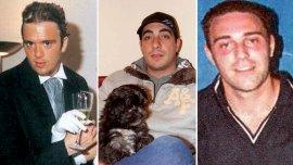 Víctimas del triple crimen de General Rodríguez: Sebastián Forza, Leopoldo Bina y Damian Ferron.