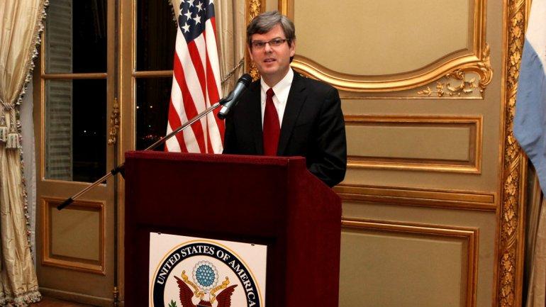 Los Estados Unidos calificaron como muy positivas las gestiones con Repsol y el Club de París
