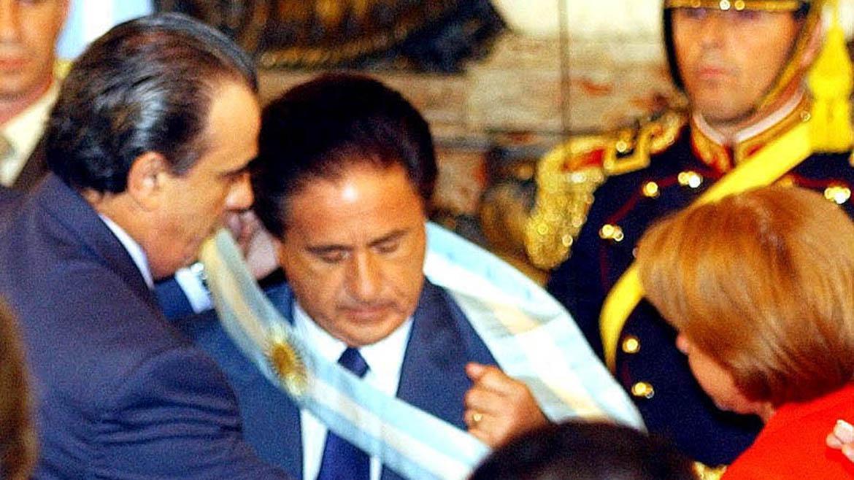 30 años de Democracia , imágenes historicas