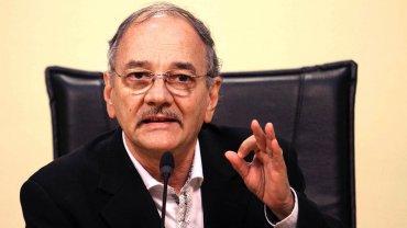 El gobernador de Chaco, Juan Carlos Bacileff Ivanoff