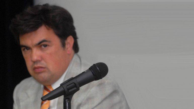 Guillermo Marijuan, uno de los fiscales que fue espiado durante el kirchnerismo