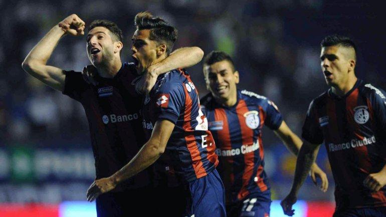 San Lorenzo tiene como objetivo la Libertadores