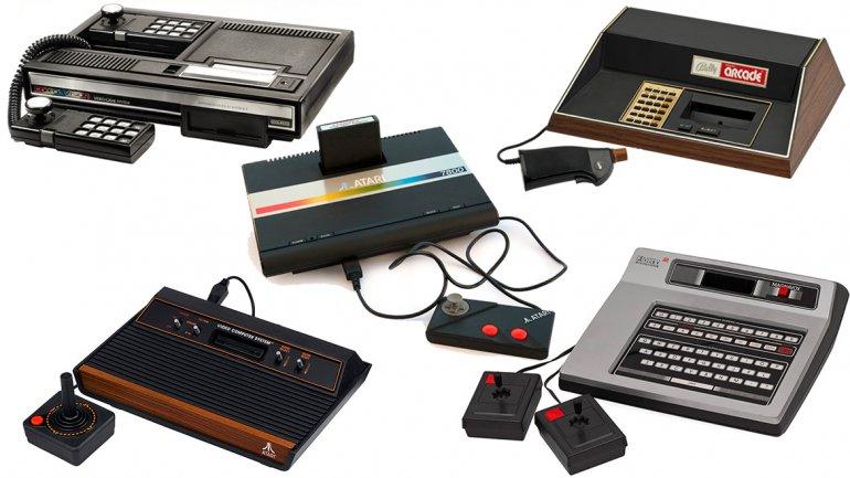 consolas de videojuegos 1980