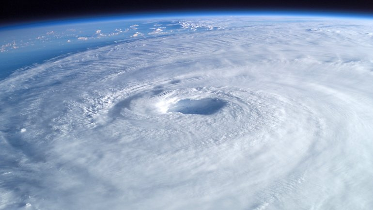 Impactantes imágenes tomadas desde el espacio