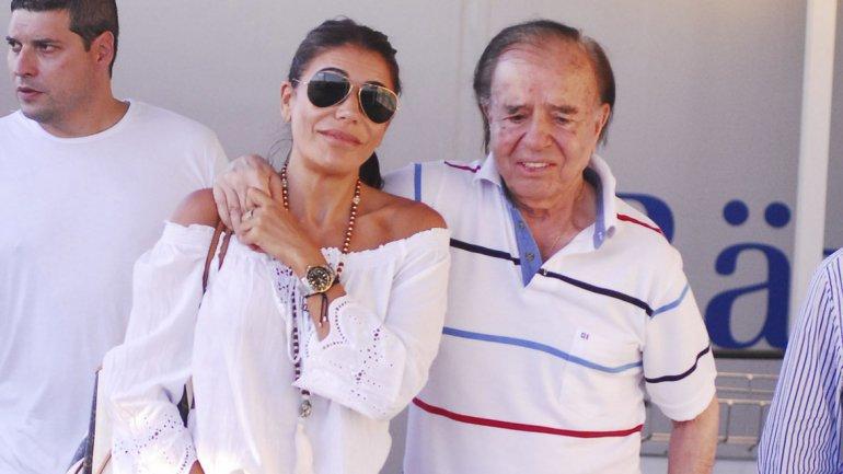 MENEM: Condenan a prisión a Menem y a Cavallo por pagar sobresueldos 0010565613