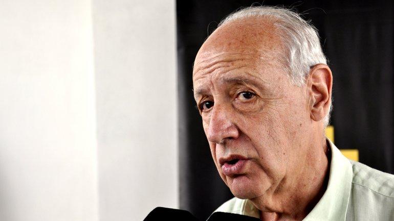 Roberto Lavagna fue ministro de Economía durante el primer gobierno de Néstor Kirchner