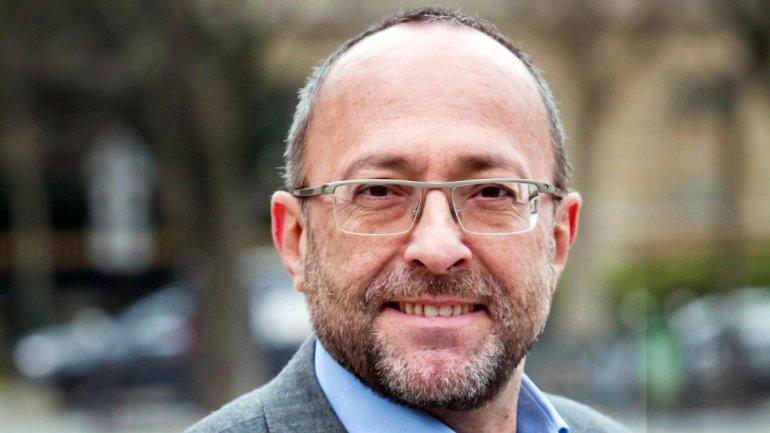 Bertrand Morisset, comisionado del Salón del Libro en París