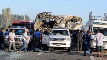 Tragedia en Mendoza