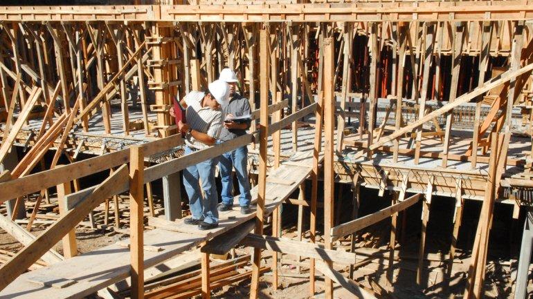 empleos en la construccion: