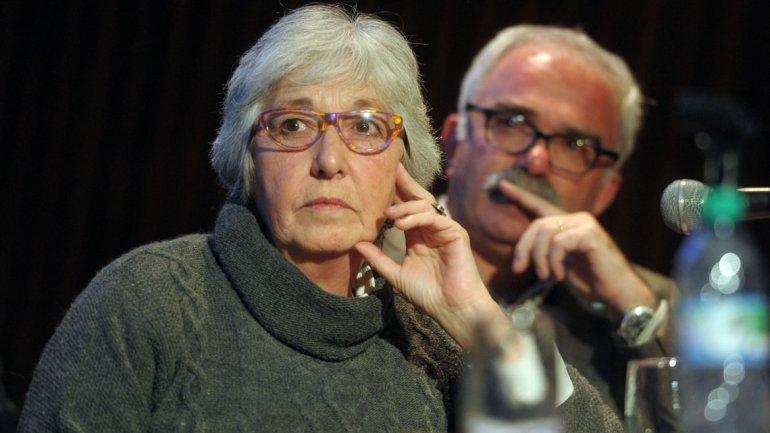 Garrigós de Rébori justificó la remoción de Cabral: Se acaba el menemismo en Comodoro Py