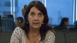 María Luján Rey dijo que lo que sucedió ayer fue un susto, un mal momento