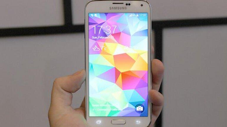 Imágenes filtradas del que sería el Galaxy S5