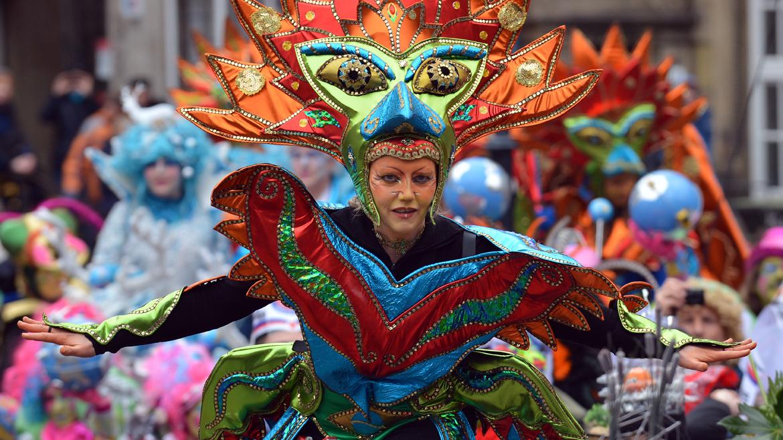 Resultado de imagen de carnavales en el mundo
