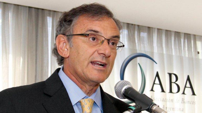 El presidente de ABA, Claudio Cesario, destacó las últimas decisiones del directorio del Banco Central, porque alientan la inversión y la bancarización
