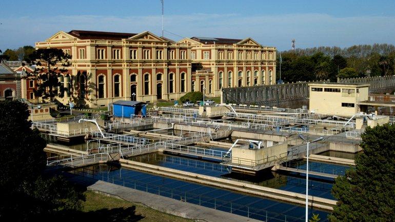 La planta potabilizadora de General San Martín tiene problemas para distribuir el agua