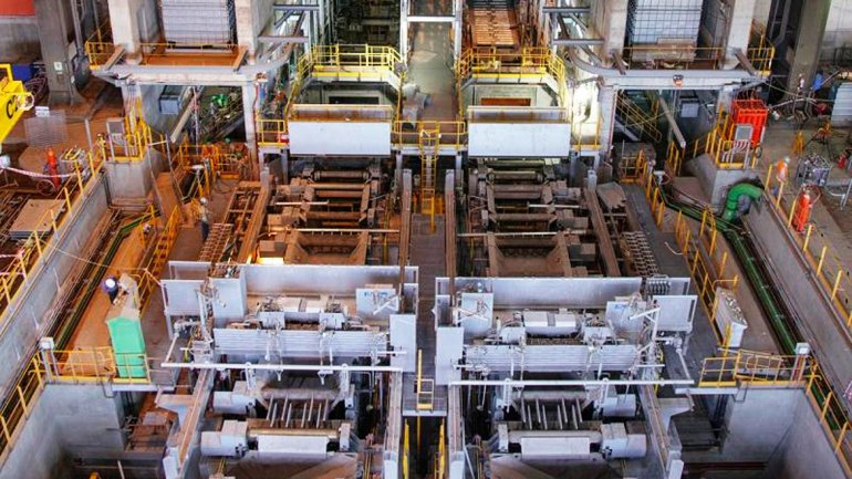 La industria siderometalúrgica es una de las afectadas por el atraso cambiario, la crisis de Brasil y la competencia de China