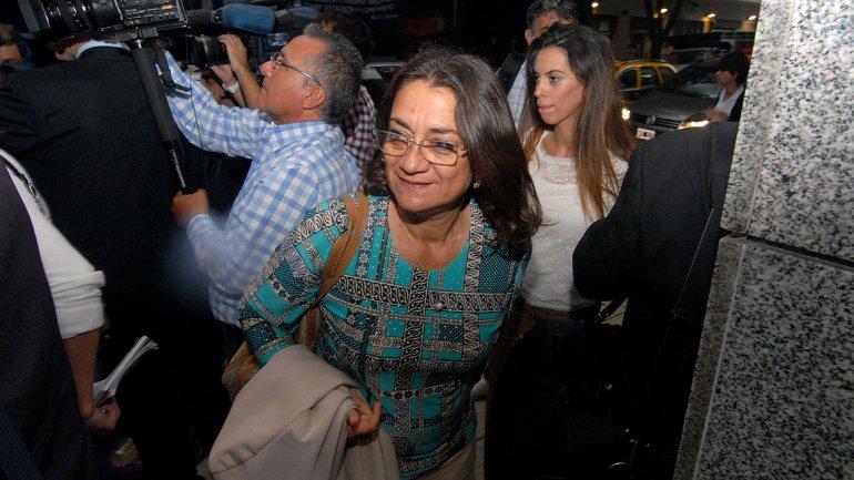 Lucía Corpacci, gobernadora de Catamarca