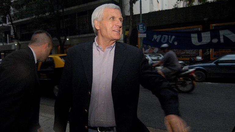El metalúrgico Antonio Caló, titular de la CGT más cercana al Gobierno